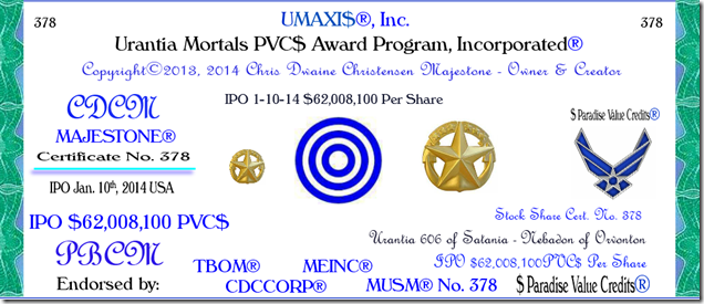 UMAXI$, Inc. Cert. No. 378 1-10-14 Cropped